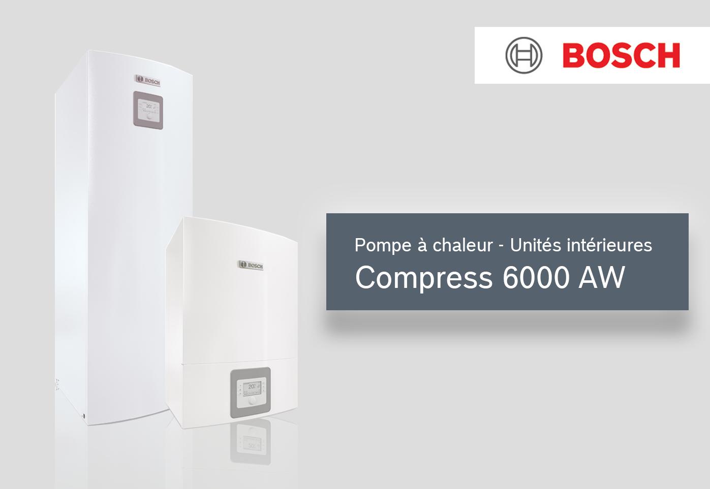 Compress 6000 AW unité intérieure