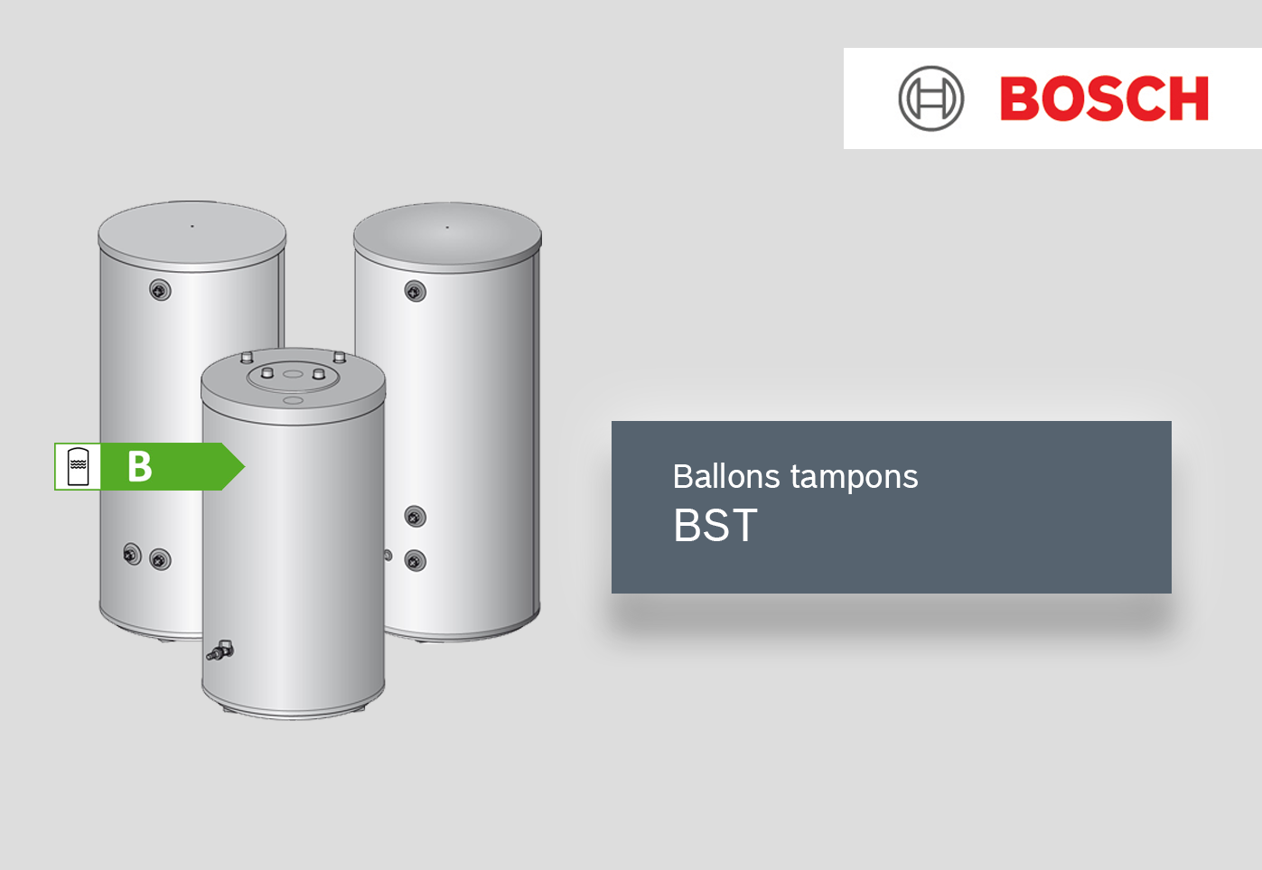 Ballons tampons BST