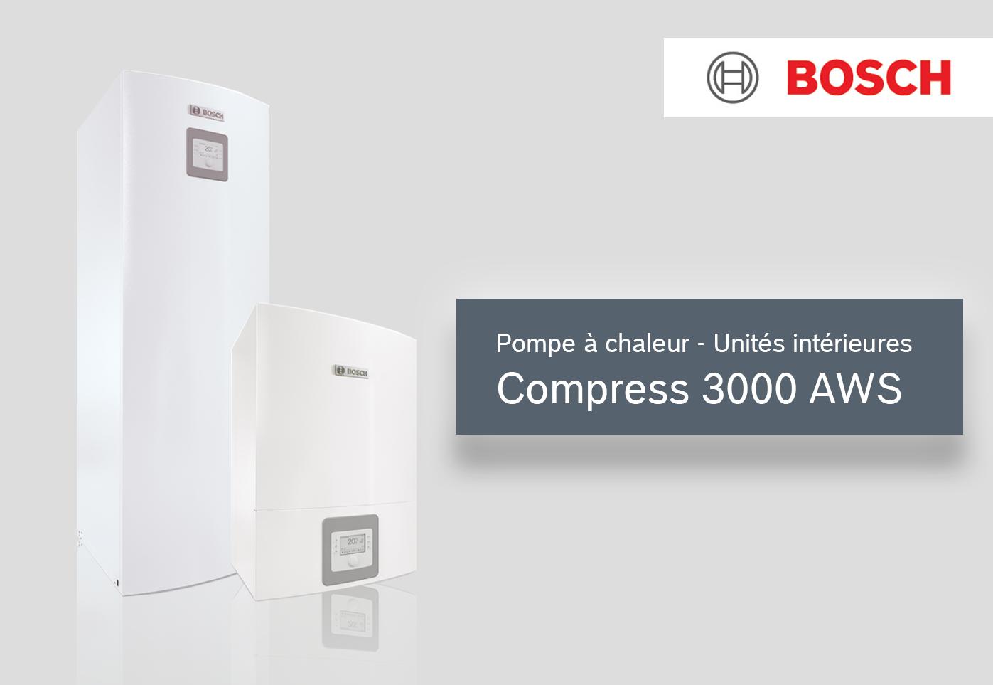 COMPRESS 3000 AWS unité intérieure