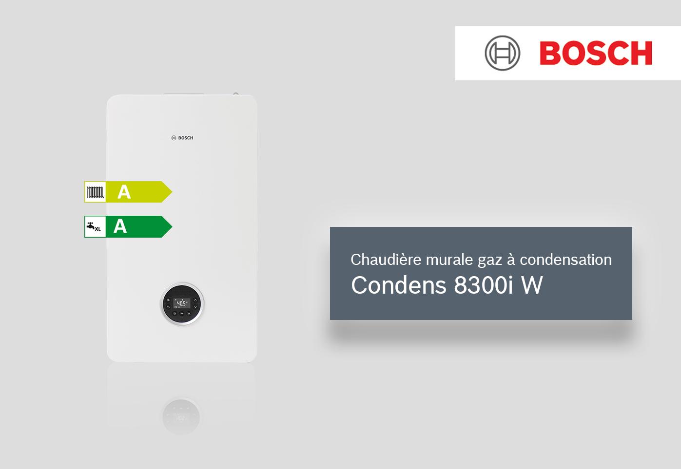 Condens 8300i W