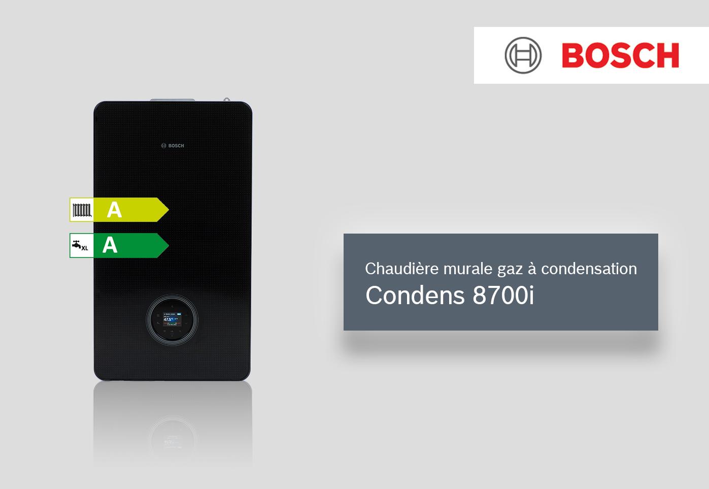 condens 8700i W